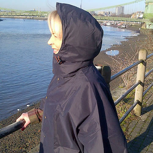 Rain Hood Twister John Ormiston Clothing