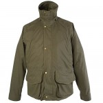 Rain Jacket Forest Green