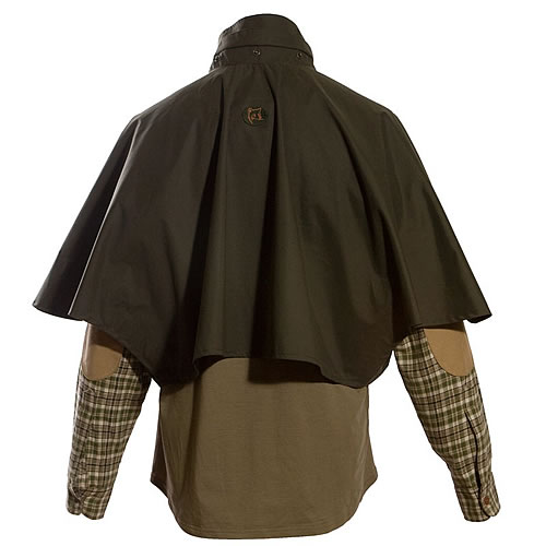 Rain Shoulder Cape John Ormiston Clothing